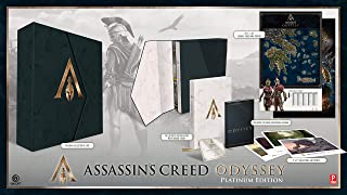 Assassin's Creed Odyssey: Official Platinum Edition Guide