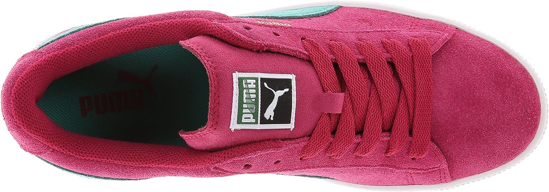 PUMA Unisex Kids Suede JR Sneakers