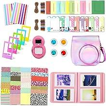 perfk 5X Cadre Photo Color/é pour Fujifilm Papier Mini Instax 9 8 90 3 Photo