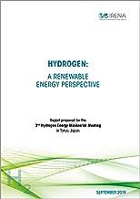 Hydrogen: A renewable energy perspective