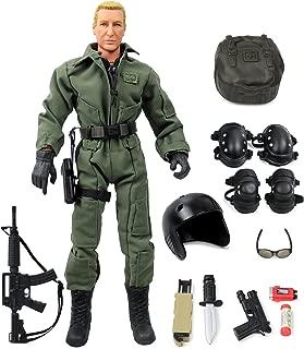 Click N' Play Military Parajumper PJ Swat Team 12