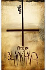 Blackhaven : A chilling retro 80s horror fest Kindle Edition