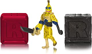 Roblox Action Collection - Darkenmoor: Bad Banana Figure Pack + Two Mystery Figure Bundle [Includes 3 Exclusive Virtual Items]