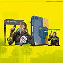 Xbox One X LE Bundle - CyberPunk
