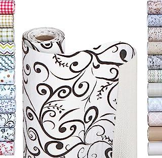 Smart Design Shelf Liner Bonded Grip – (12 Inch x 10 Feet) – Drawer Cabinet..