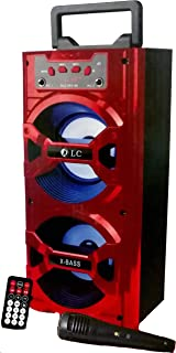 BT Portable Speaker FM Radio Usb Mp3 Player