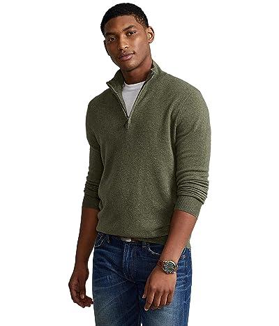 Polo Ralph Lauren Merino Wool 1/4 Zip Sweater