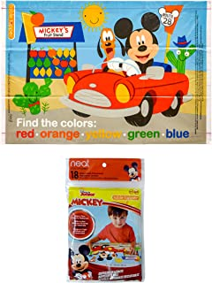 Best mickey mouse cloth placemats Reviews