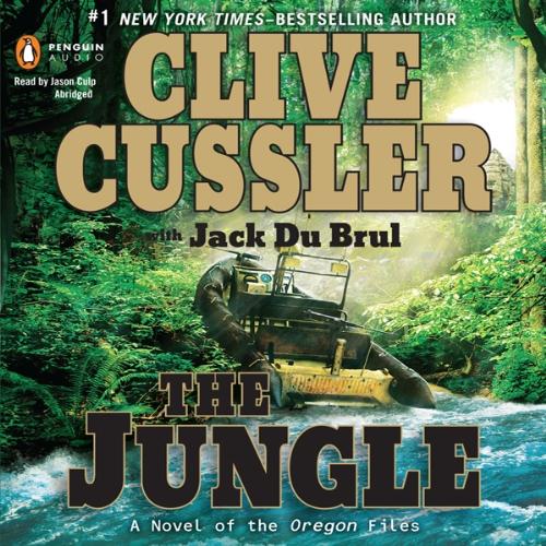 The Jungle Audiobook By Clive Cussler, Jack Du Brul cover art