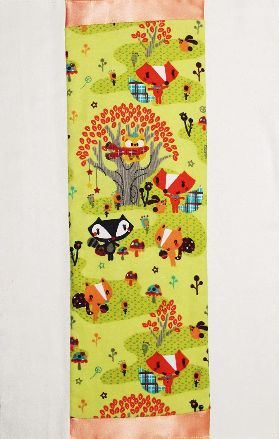 Baby Burp It is very popular Diaper Cloth flannel by Sale item Clean Animals Forest Ki