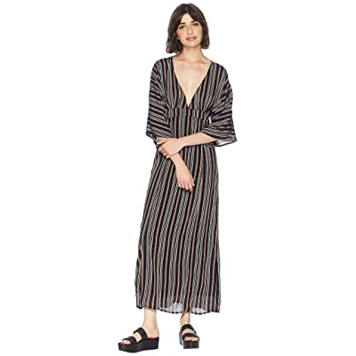 Amuse Society Forever And A Day Dress (Black) Women