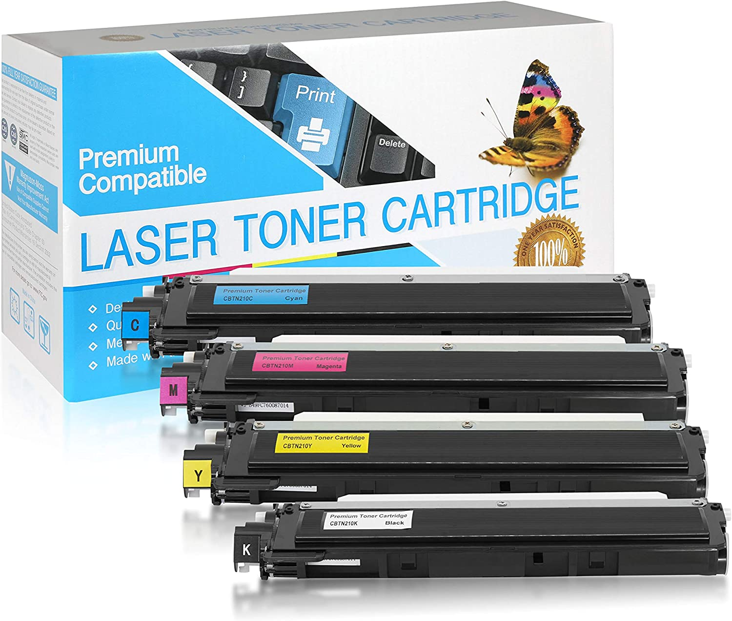 USA Advantage Compatible Toner Replacement 優先配送 Brother for 高額売筋 Cartridge