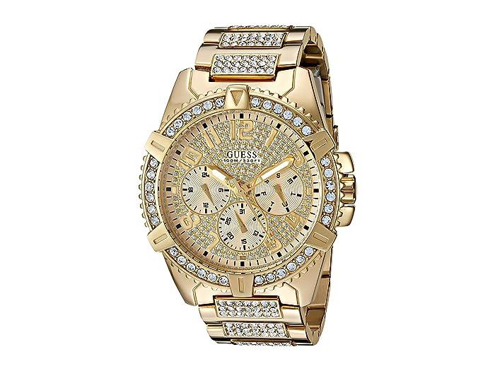 GUESS  U0799G2 (Gold) Sport Watches