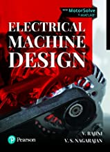 Electrical Machine Design [Paperback] Rajini Nagarajan