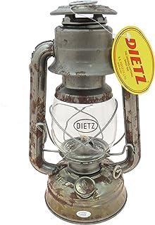 (Unfinished (rusty)) - Dietz 76 Original Oil Burning Lantern (Unfinished (rusty))