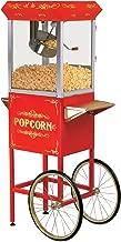 elite popcorn machine instructions