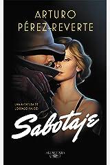 Sabotaje (Serie Falcó) (Spanish Edition) Format Kindle