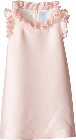 Lanvin Kids - Dress w/ Ruffle Collar & Sleeve Detail (Little Kids/Big Kids)