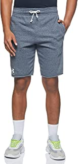 Under Armour mens RIVAL TERRY SHORT Shorts