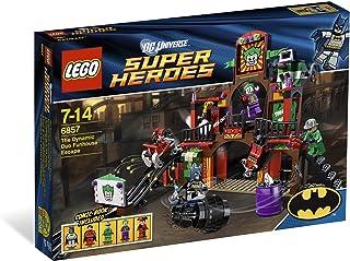 LEGO 6857 Super Heroes DC Universe - Huida