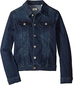 Drake Jacket in Bleeker Wash (Big Kids)