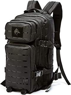 WOLF TACTICAL 24L EDC Daypack – Military Backpack, Range Bag for Concealed Carry, Travel, Hiking, Outdoor Sports with CCW ...