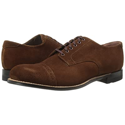 Stacy Adams Madison (Brown Suede) Men