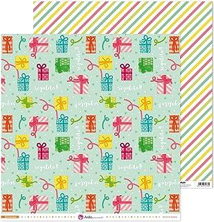 Anita y Su Mundo Collection Cartes de scrapbooking, papier, cadeaux, 30,5 x 30,5 cm
