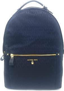 Nylon Kelsey Large Backpack,Admiral Navy