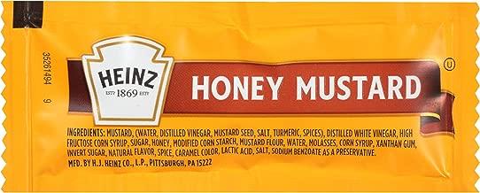 Heinz Honey Mustard (0.4 oz Packets, Pack of 200)