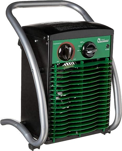 Dr. Heater DR218-1500W Greenhouse Garage Workshop Infrared Heater, 1500-watt: image