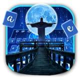 Moon Cristo Redentor Keyboard Theme