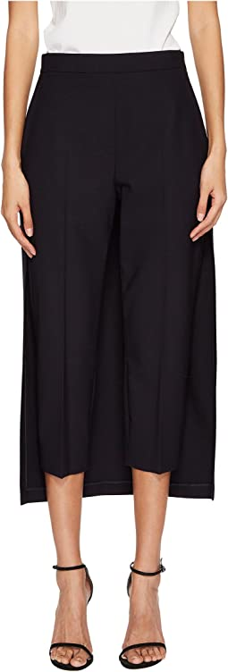 Neil Barrett - Stretch Wool Cropped Pants