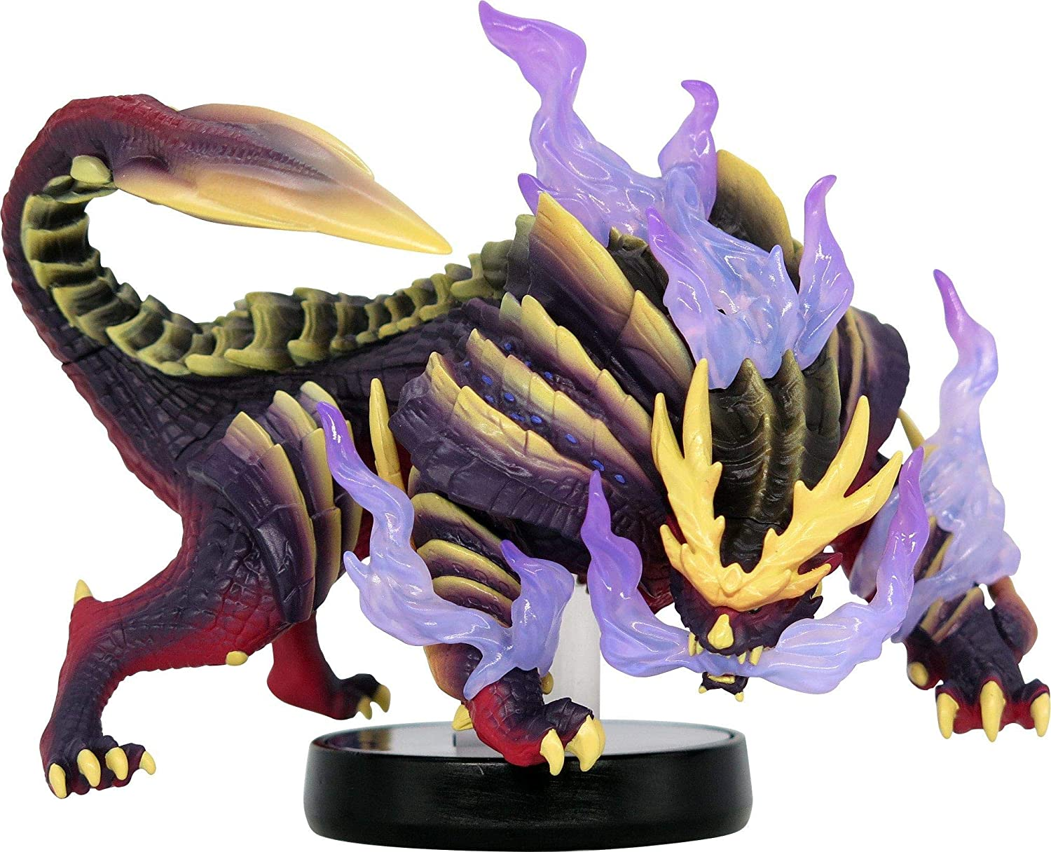 Monster Hunter Rise New products Max 84% OFF world's highest quality popular Amiibo Magnamalo