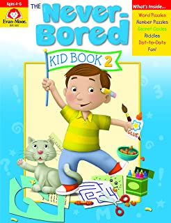 Never-Bored Kid Book 2, Ages 4-5