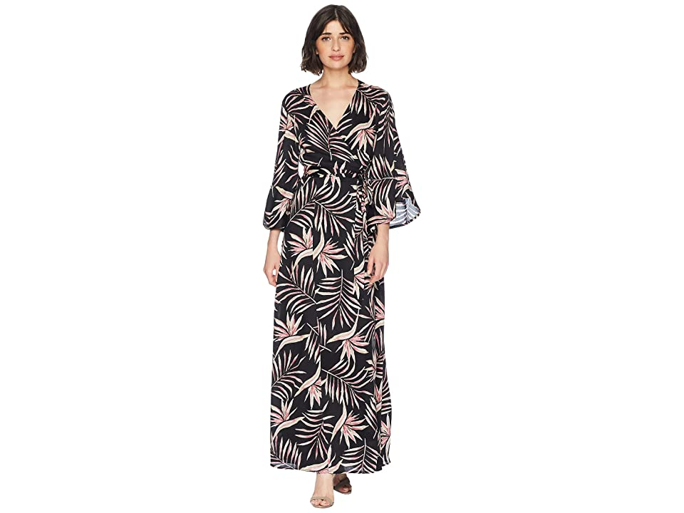 Amuse Society Isle Of Love Dress (Black) Women