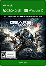 gears of war 4 redeem code xbox one