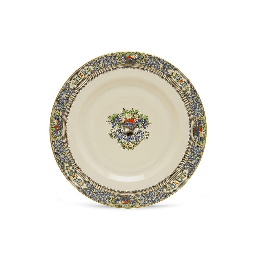 アジアパラシュート散るLenox Autumn Banded Ivory China Butter Plate by Lenox