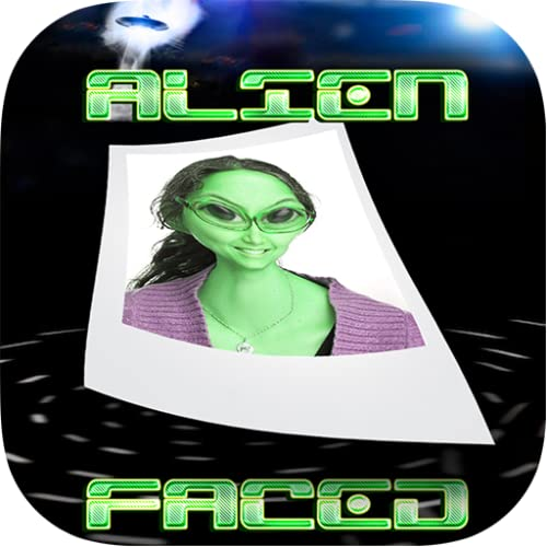 AlienFaced - The Alien Face Maker Photo FX Booth