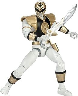 (White Ranger Legacy Figure) - Power Rangers Mighty Morphin 17cm White Ranger Legacy Figure