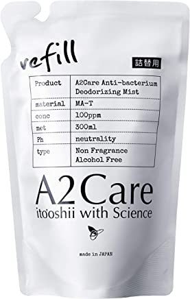 A2Care エーツーケア 除菌 消臭剤 300ml 詰替用 1A2-A002