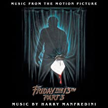 Friday the 13th, Pt. 3 (Motion Picture Soundtrack)