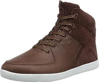 Fresh Box Boxfresh Camberwell ICN Lea/SDE Leather Sneaker Men Trainers E14776 Brown