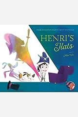 Henri's Hats: Pixar Animation Studios Artist Showcase (Artist Showcase, Pixar Animation Studios) Kindle Edition