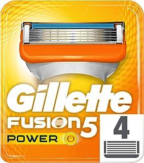 Gilette Fusion5 Power 4 Razor Blades