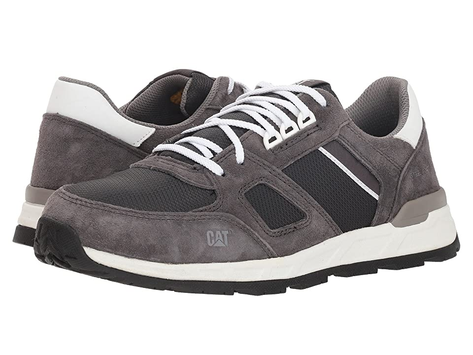 Caterpillar Woodward Steel Toe (Pavement) Men's Lace up casual Shoes