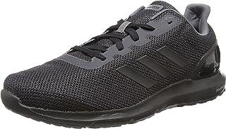 Adidas COSMIC 2, Men's Road Running Shoes, Black (Core Black/Core Black/Grey Five F17), 8.5 UK (42 2/3 EU)