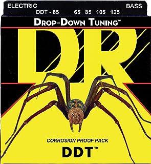 DR Strings DDT Bass Guitar Strings (DDT-65)