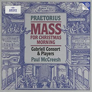 praetorius mass for christmas morning