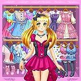 Anime Kawaii Dress Up